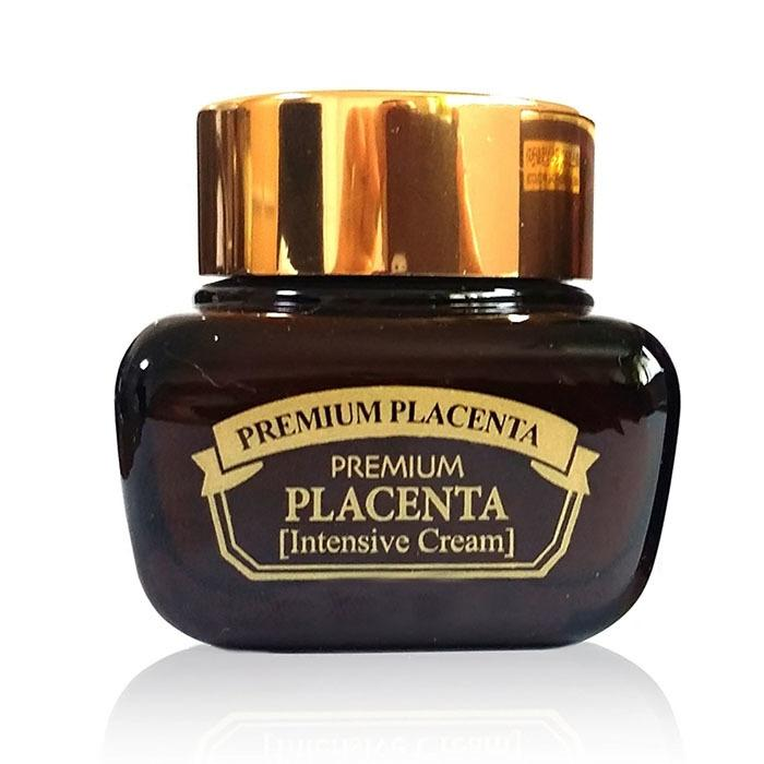 Крем против старения кожи лица Premium Placenta Intensive Cream