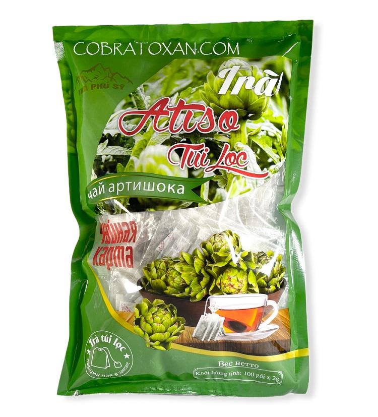 Артишоковый чай Artichoke Tea Bags
