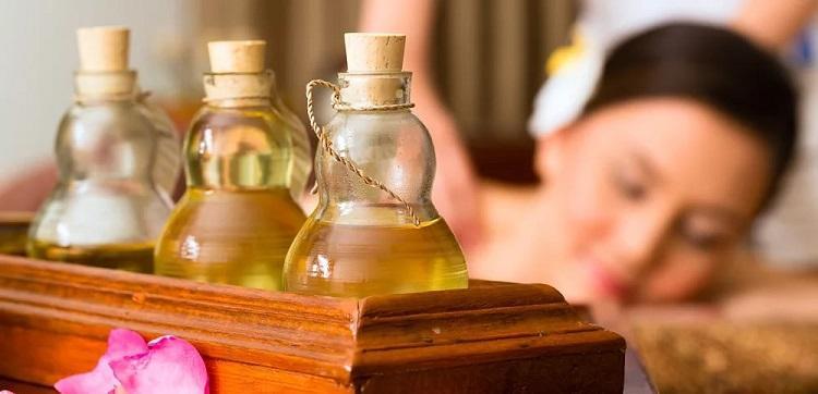массажное имбирное масло