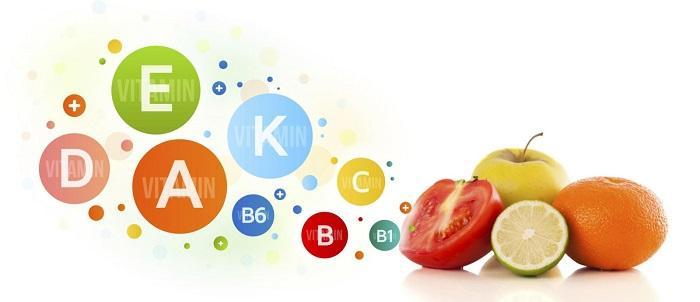Витамины для тела
