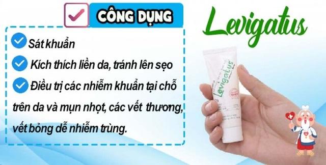 levigatus topical cream