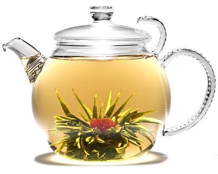 чай с лотосом