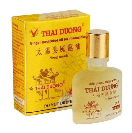 вьетнамское масло thai duong