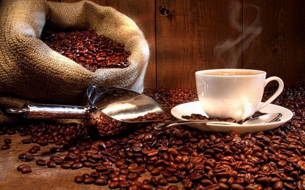 зерна кофе из Вьетнама