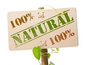100% натуральное