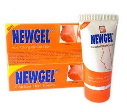 Крем для огрубевших пяток Newgel