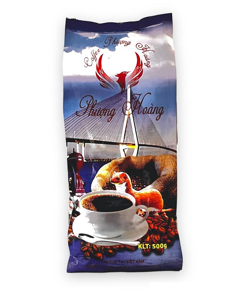 Кофе Phuong Hoang в зернах