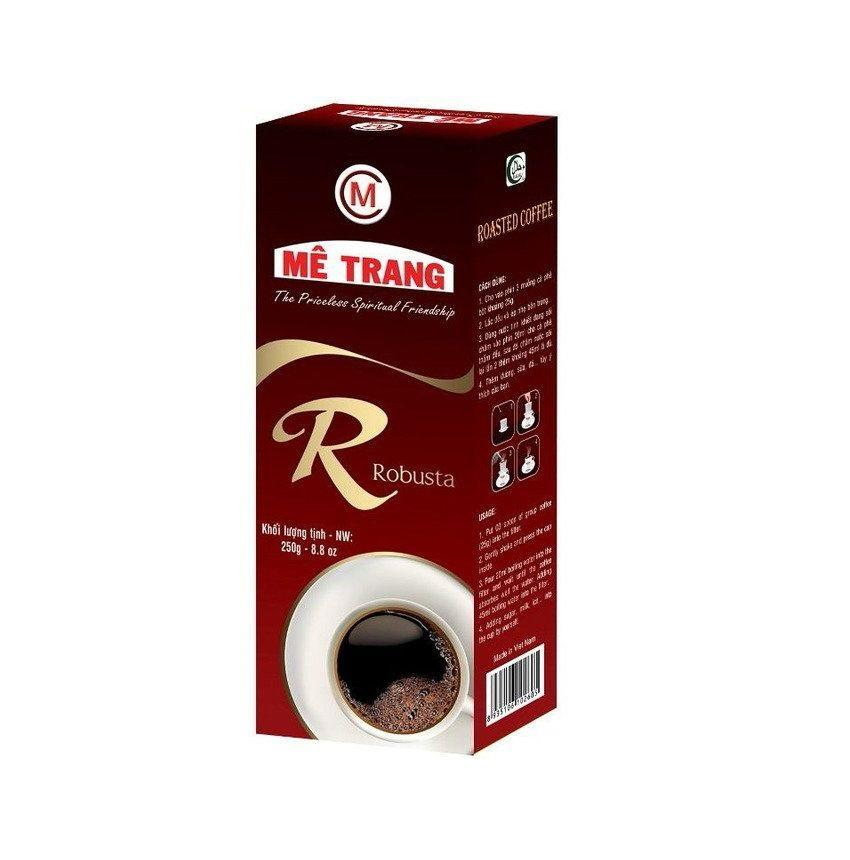Молотый кофе Me Trang Робуста