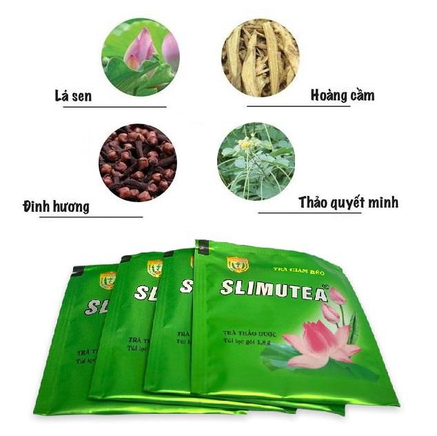 Чай для похудения Slimutea