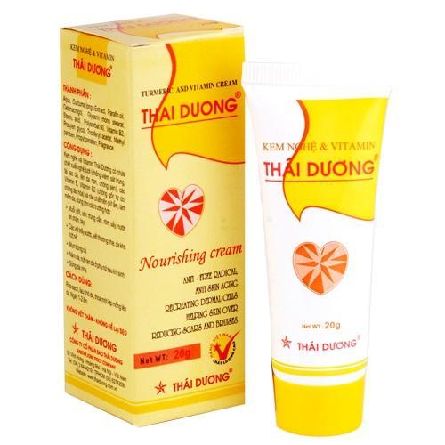 Крем Thai Duong для восстановления кожи