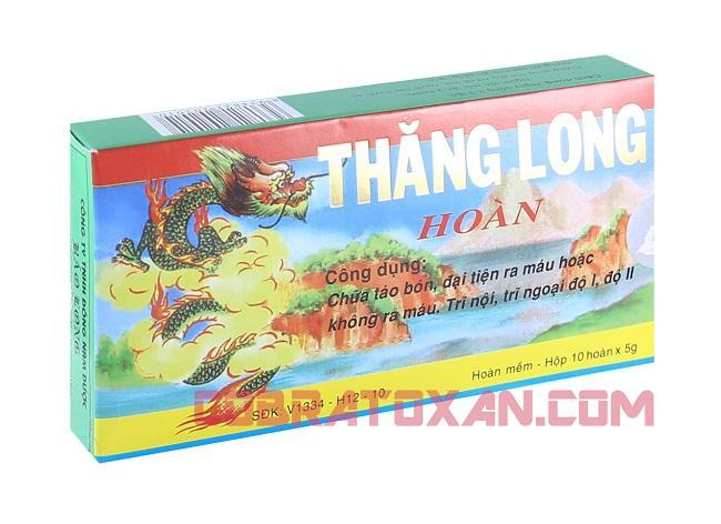 Тханг Лонг препарат от геморроя