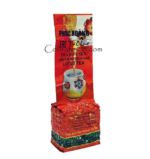 Улун с лотосом Phuc Hoang
