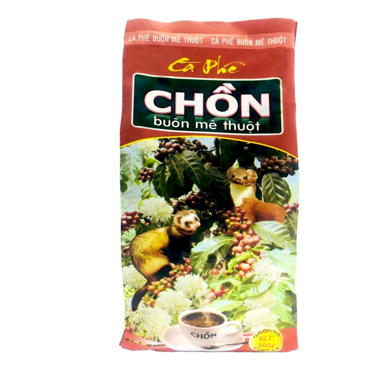 Кофе Chon Buon Me Thuot молотый (500 г)