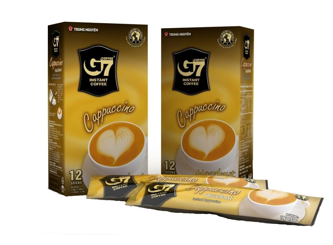 Cappuccino Hazelnut G7