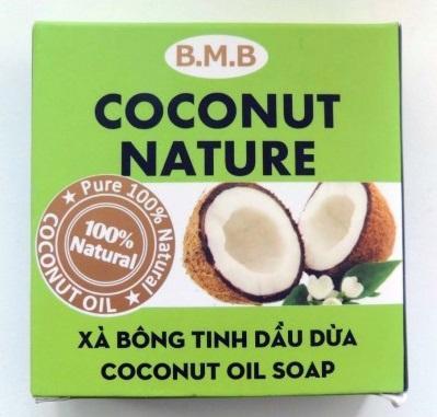 Кокосовое мыло Coconut Nature Soap