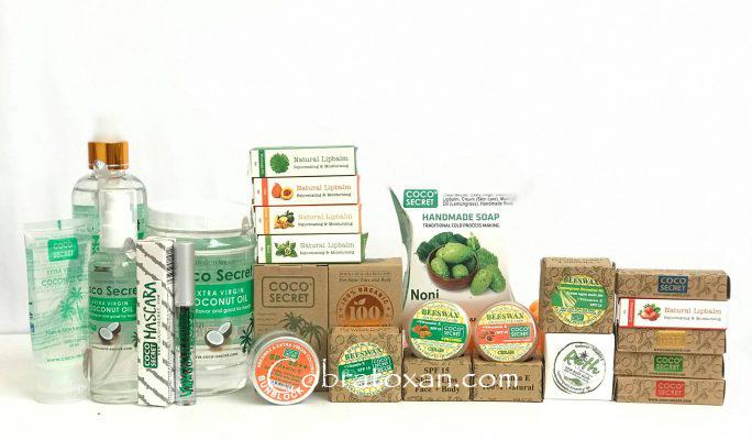 вьетнамские товары Coco Secret