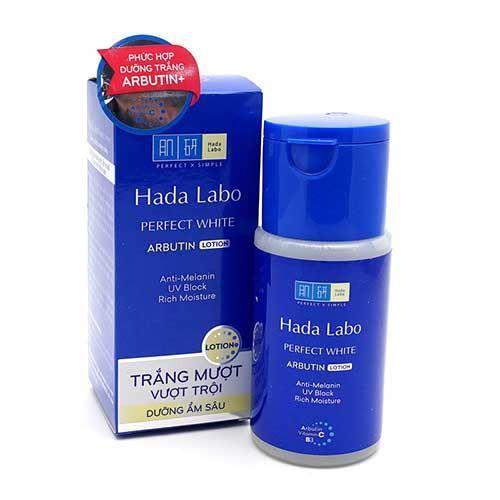Отбеливающий лосьон Hada Labo Perfect White ARBUTIN