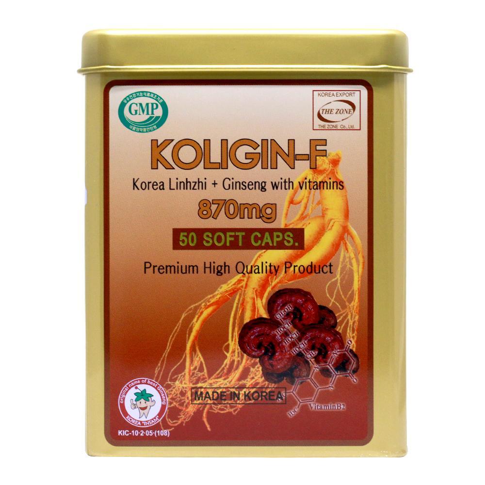 Витамины от усталости Koligin-F