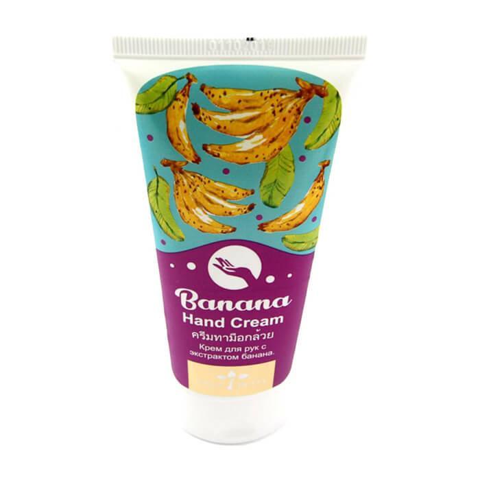Крем для рук с бананом NINA BUDA (100 мл)