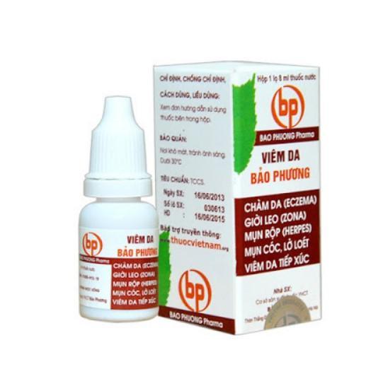 Жидкость от кожных заболеваний Viem Da Bao Phuong
