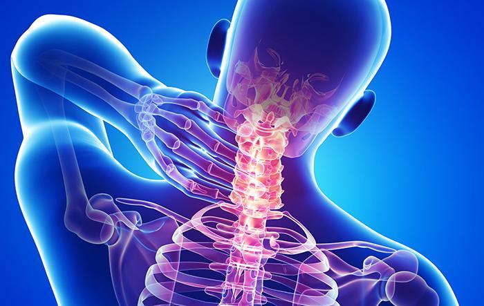 Массаж при боли в шейном отделе позвоночника
