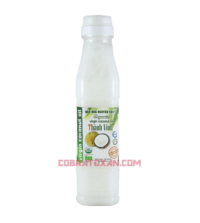 Кокосовое масло Thanh Vinh