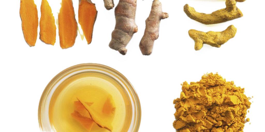 Вьетнамская куркума в составе крема