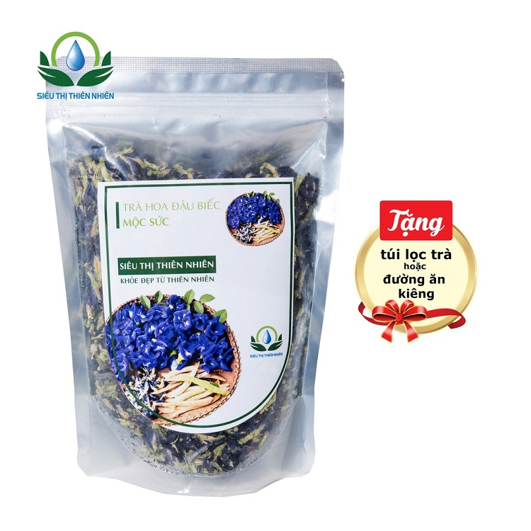 Цветочный синий чай Moc Sac, Sieu Thi Thien Nhien (200 г)