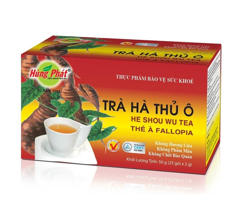 Чай из корня горца многоцветкового Tra Ha Thu O