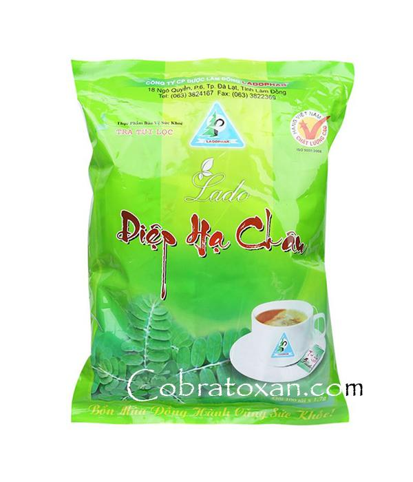 Чай при гепатите Diep Ha Chau Tui