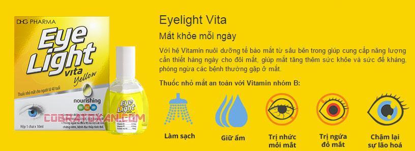 Глазные капли из Вьетнама