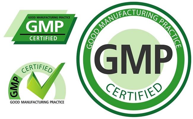 имеет международный сертификат GMP