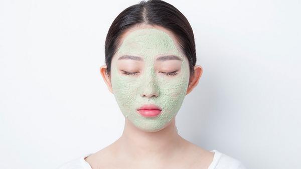 экстракт зеленого чая в составе вьетнамской маски
