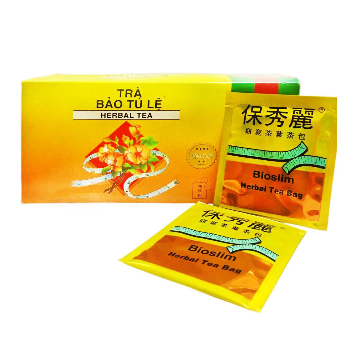 Чай с сенной для похудения Bioslim