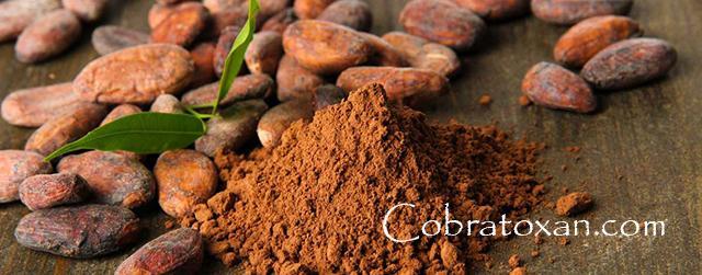 настоящий вьетнамский какао bot cacao