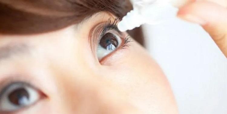 как правильно закапывать в глаза