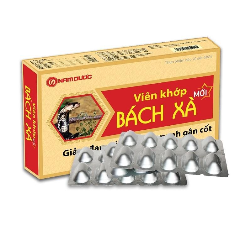 Капсулы Bach Xa для помощи суставам при боли