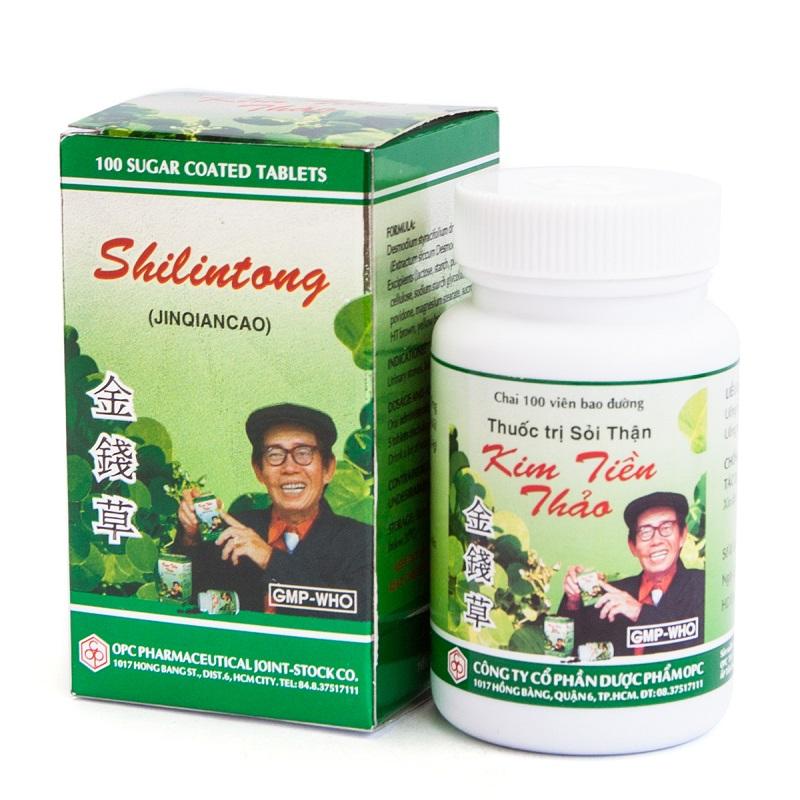 Растительный препарат Kim Tien Thao при камнях в почках, OPC Pharma (100 табл.)