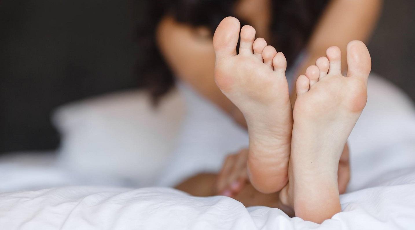 гладкая и красивая кожа ног