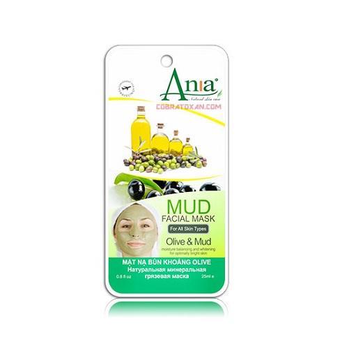 Оливковая маска Ania Olive oil из Вьетнама