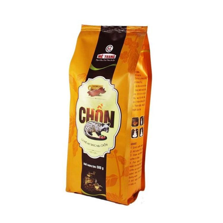 Легендарный кофе в зернах Me Trang Chon