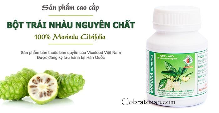 вьетнамский бренд Morinda