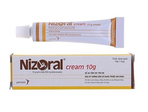 Противогрибковый крем Низорал (Nizoral), Olic Thailand