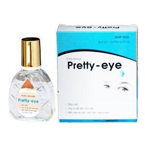 Капли для увлажнения глаз Pretty-Eye (10 мл)