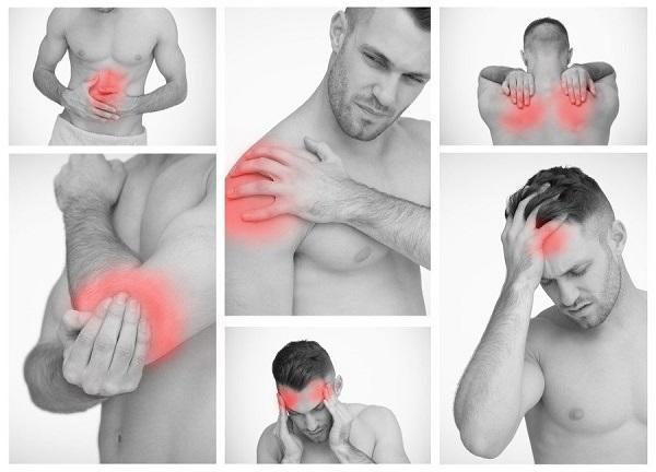 способы применения на различных участках тела