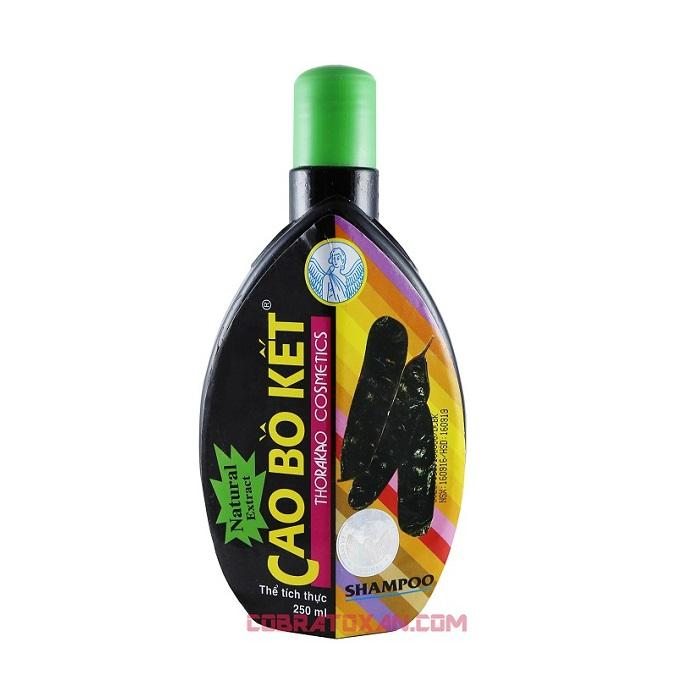 Натуральный шампунь Soapberry Shampoo Thorakao
