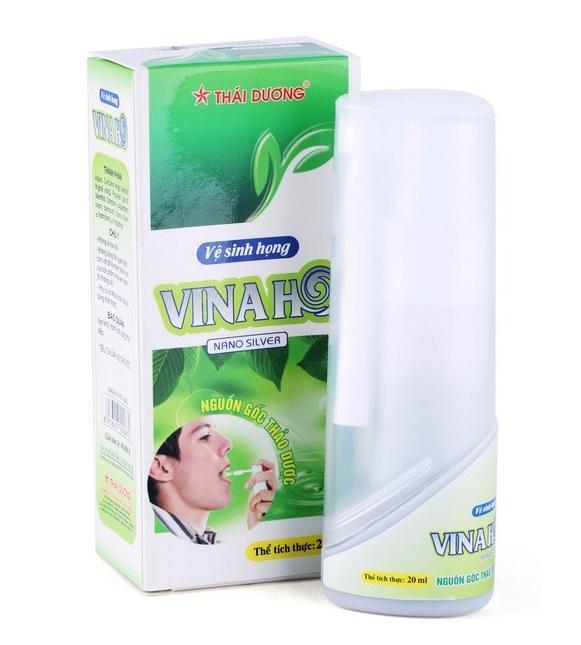 Спрей от боли в горле и кашля Vinaho, Thai Duong (20 мл)