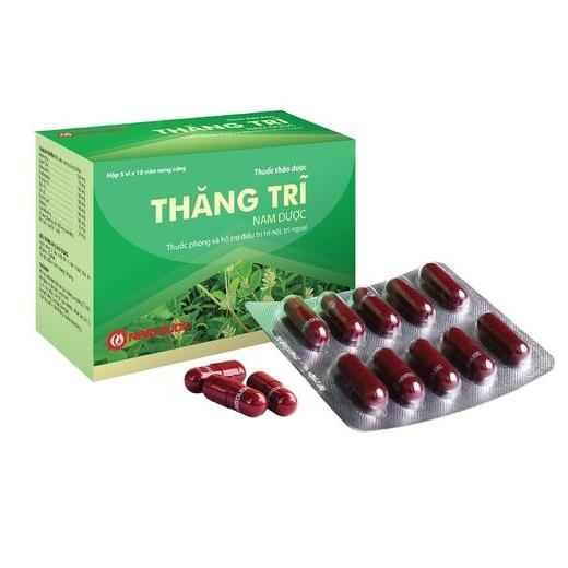 Препарат Thang Tri для терапии геморроя