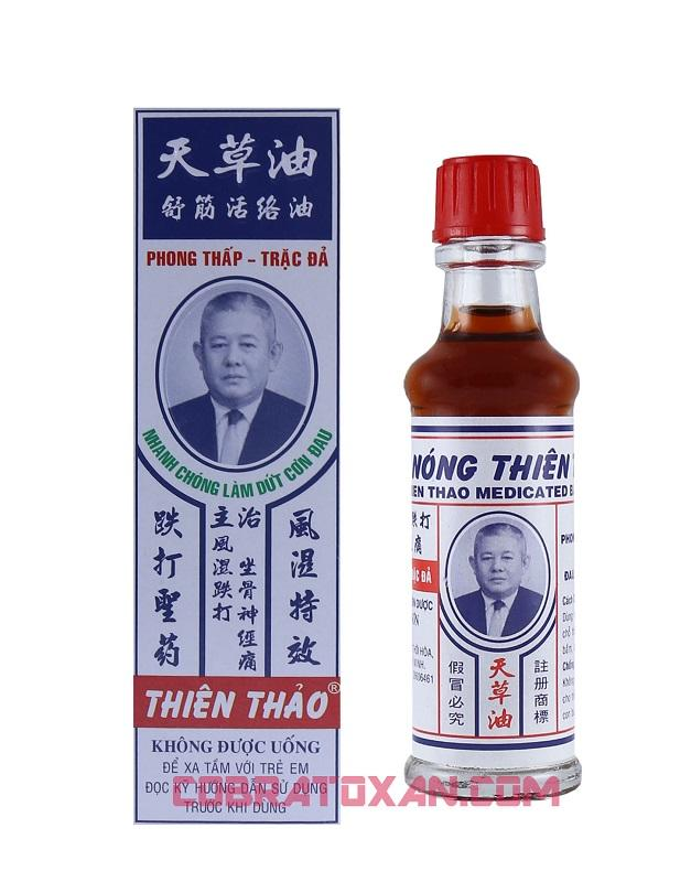 Лечебное масло THIEN THAO
