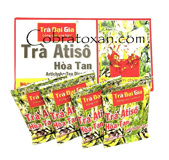 Холодный артишоковый чай (20 пак по 10 гр)